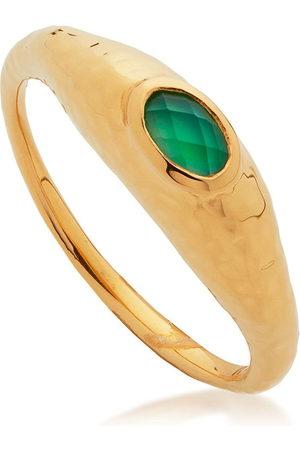 Monica Vinader Women Rings - Deia gemstone ring