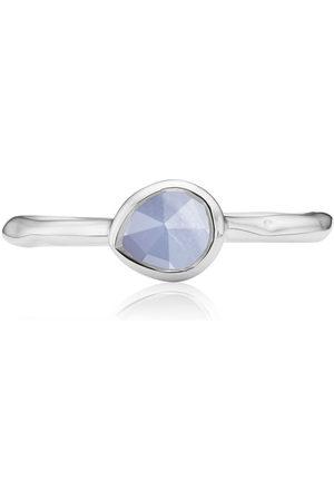 Monica Vinader Women Rings - Siren small stacking ring
