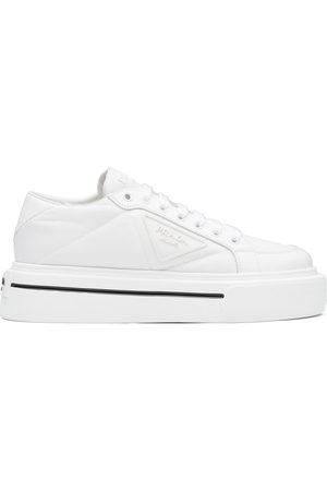 Prada Gabardine low-top sneakers