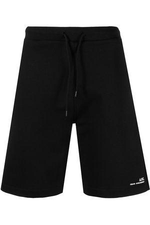 A.P.C. Item drawstring-waist shorts