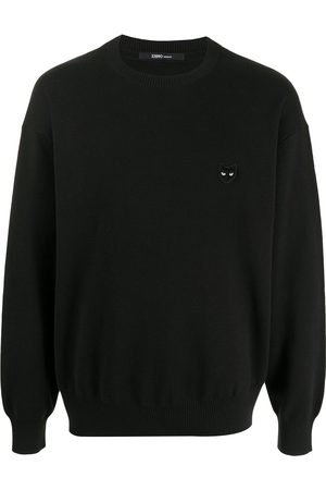 ZZERO BY SONGZIO Crew-neck knit jumper