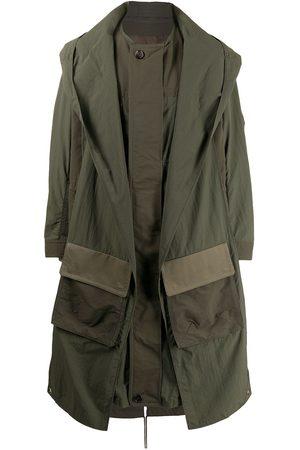SONGZIO Hooded parka coat