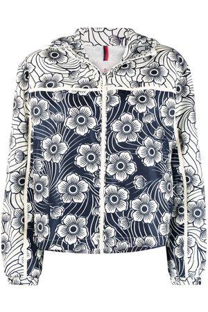 Moncler Keragan floral-print jacket
