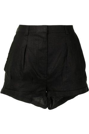 Bondi Born Women Shorts - Ostuni linen shorts