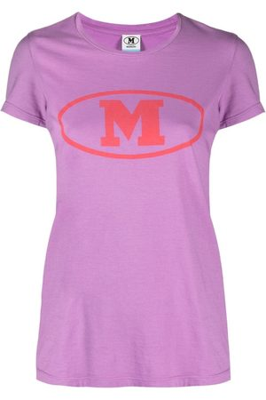 M Missoni Logo-print cotton T-shirt