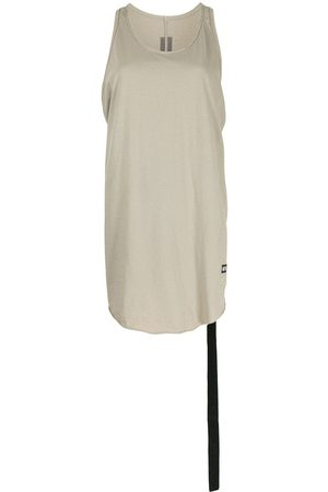 Rick Owens Women Tank Tops - Strap detail sleeveless vest