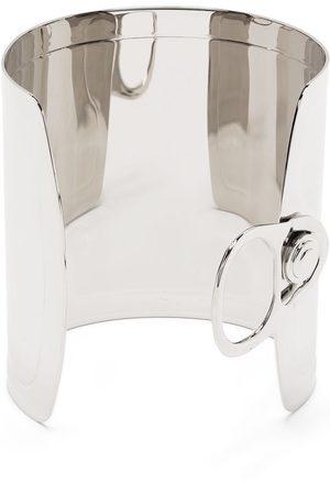 MM6 MAISON MARGIELA Women Bracelets - Tin lid cuff