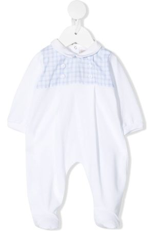 LA STUPENDERIA Pajamas - Checked chest pyjama