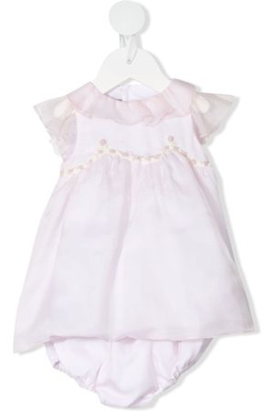 LA STUPENDERIA Baby Dresses - Clarissa embroidered dress