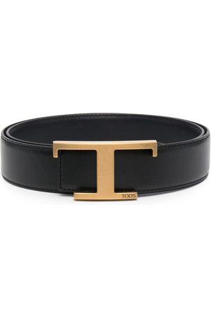 Tod's Timeless logo-buckle belt