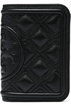 Tory Burch Medium Fleming quilted wallet