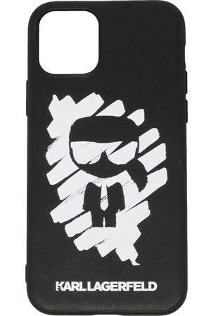 Karl Lagerfeld Women Phones Cases - Ikonik iPhone 11 Pro case