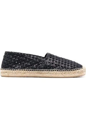 Dolce & Gabbana Woven espadrille shoes