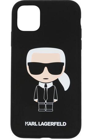 Karl Lagerfeld IKonik iPhone 11 case - 090