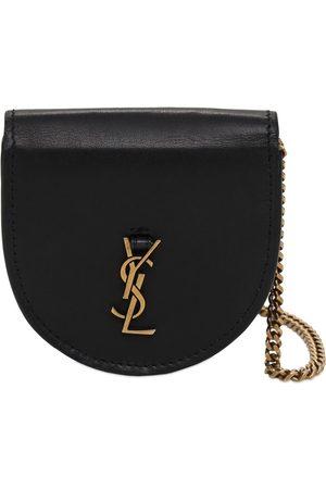 Saint Laurent Women Shoulder Bags - Baby Kaia Leather Shoulder Bag