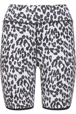 The Upside Women Shorts - Snow Leopard Shorts