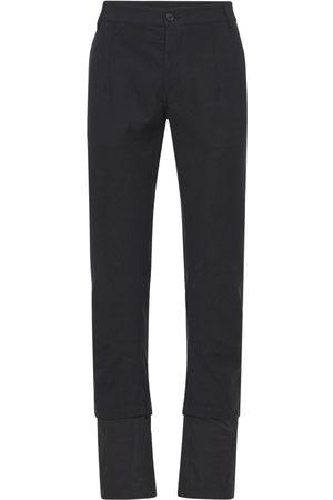 ANN DEMEULEMEESTER Cotton Pants