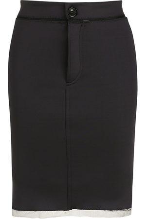 AMIR SLAMA Neoprene pencil skirt