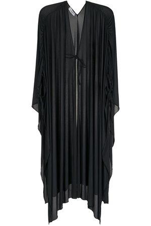 AMIR SLAMA Midi beach dress