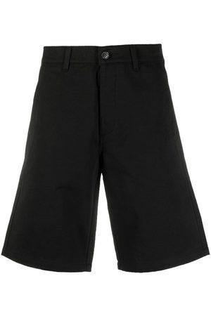 SOCIÉTÉ ANONYME Men Bermudas - Cotton Bermuda shorts