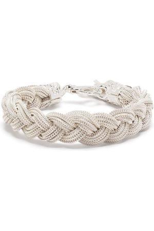 EMANUELE BICOCCHI Bracelets - Ice braided bracelet