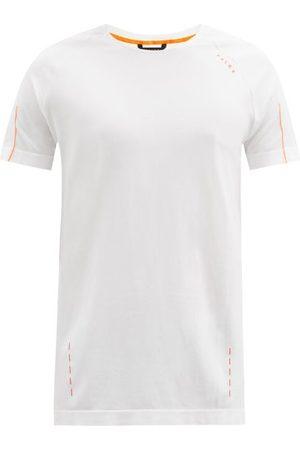 Falke Logo-print Jersey T-shirt - Mens