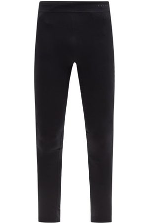 Falke Men Sports Leggings - Compressed Running Leggings - Mens