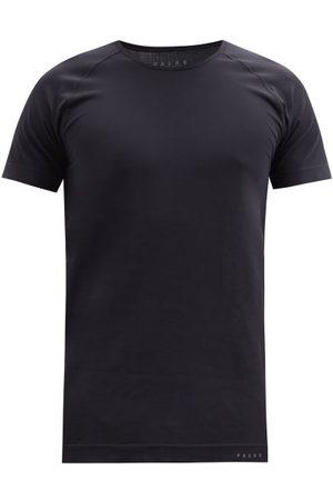Falke Raglan-sleeve Jersey T-shirt - Mens