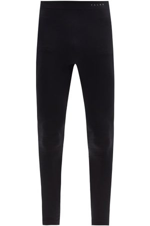 Falke Compressed Thermal Running Leggings - Mens