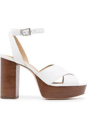 Michael Kors Chunky heeled sandals