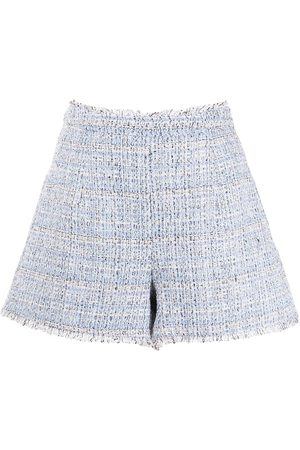 Cinq A Sept Women Shorts - Coronado tweed shorts
