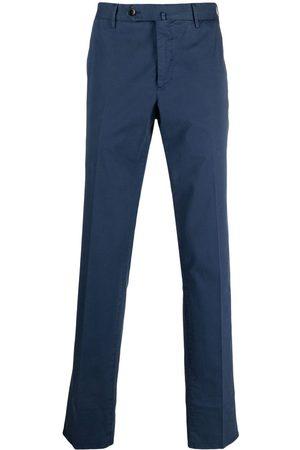 Pt01 Slim-cut chino trousers