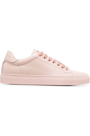 Dee Ocleppo Low-top leather sneakers - Neutrals