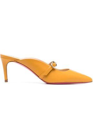 DEE OCLEPPO Women High Heels - Pointed mule pumps