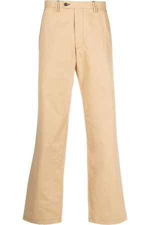 Phipps Organic cotton flared trousers - Neutrals