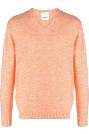 Allude V-neck cashmere jumper