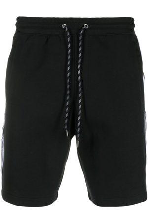 Michael Kors Logo tape track shorts