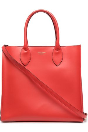 DEE OCLEPPO Logo-stamp tote bag
