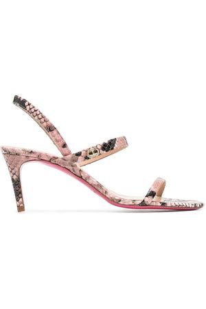 DEE OCLEPPO Dee Riviera sandals - Neutrals