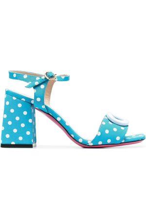 DEE OCLEPPO Polka-dot sandals