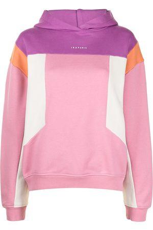 IRO Colour block hoodie - Multicolour