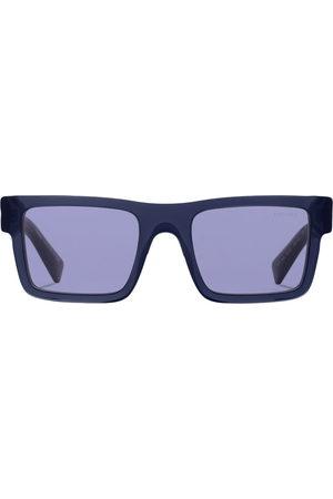 Prada Square-frame tinted sunglasses