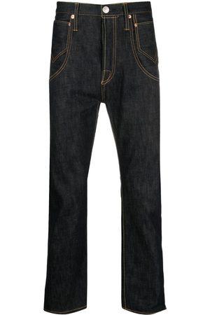 JUNYA WATANABE High-waist cropped jeans