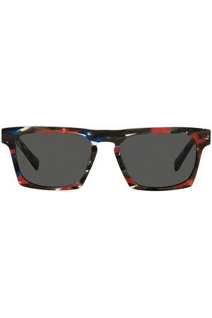 ALAIN MIKLI N°861 rectangular-frame sunglasses - Grey