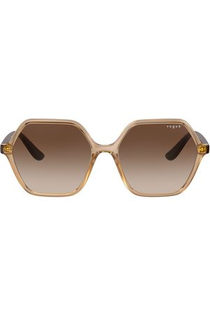 vogue Oversized frame sunglasses