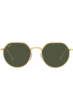 Ray-Ban Jack geometric frame sunglasses