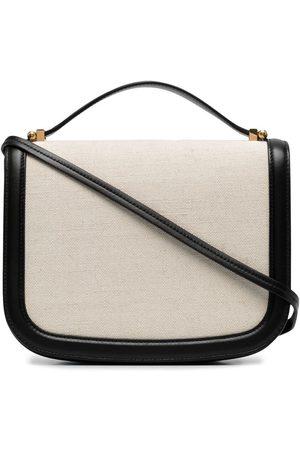 Jil Sander Medium Taos satchel bag - Neutrals