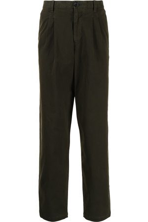 Paul Smith Men Chinos - Double-pleated chino trousers