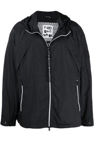Moose Knuckles Men Jackets - Zip-front hooded jacket