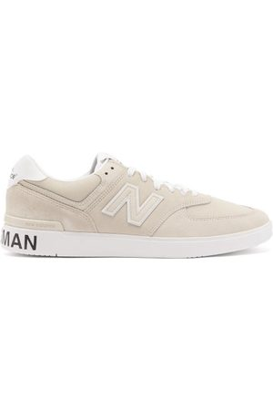 New Balance Am574 Suede Trainers - Mens